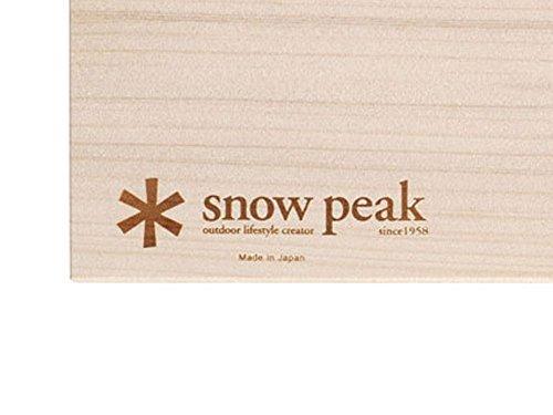 snow peak(スノーピーク)/マナイタセット L