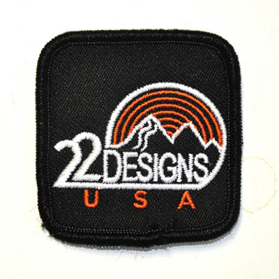 22 Designs Small Patch