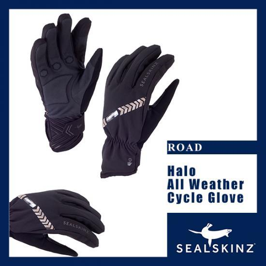 Halo All Weather Cycle Glove