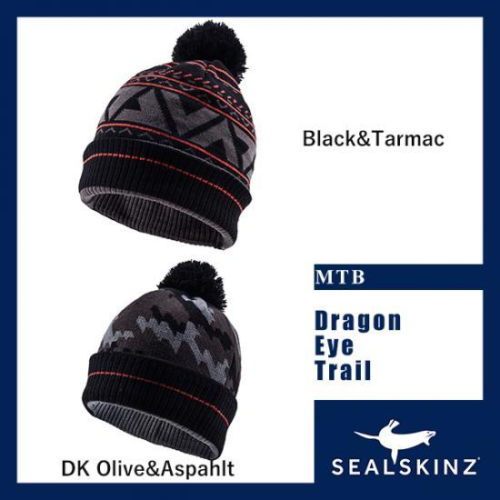 Sealskinz(シールスキンズ)/Waterproof Bobble Hat