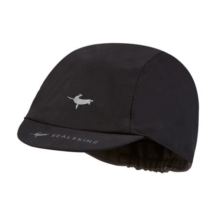 Sealskinz(シールスキンズ)/Waterproof Cycling Cap-black