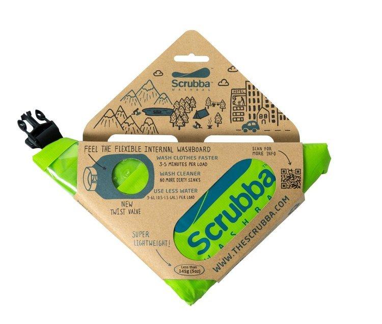 Scrubba(スクラバ)/Scrubba Wash Bag / スクラバウォッシュバッグ