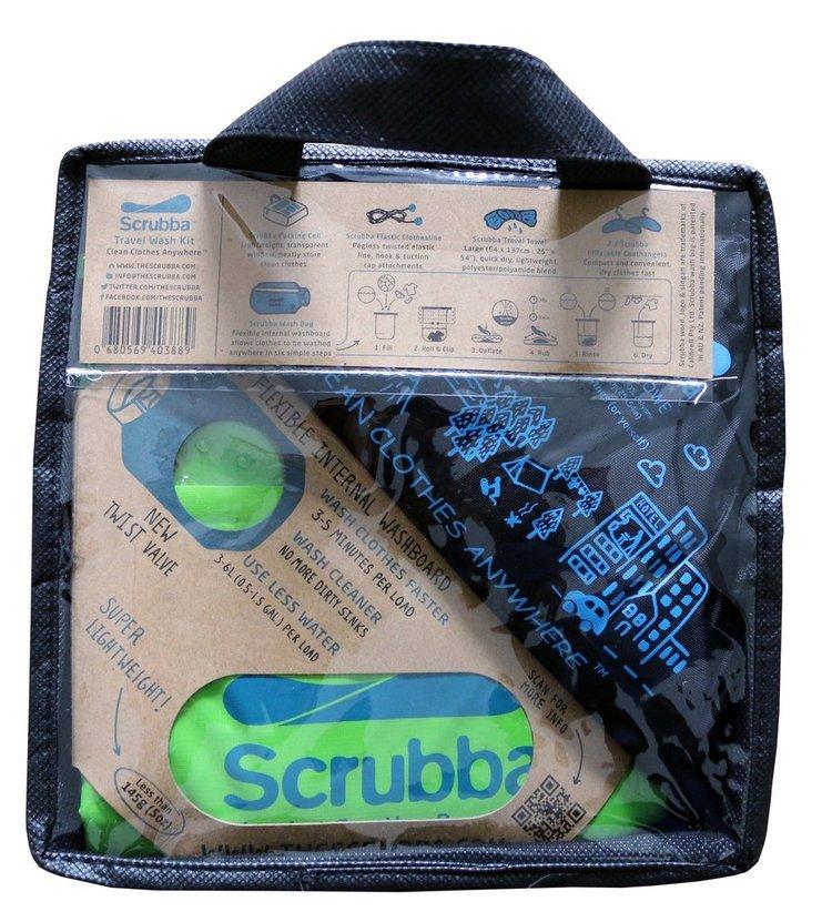 Scrubba Wash and Dry Kit 2017 / スクラバウォッシュ・ドライキット2017