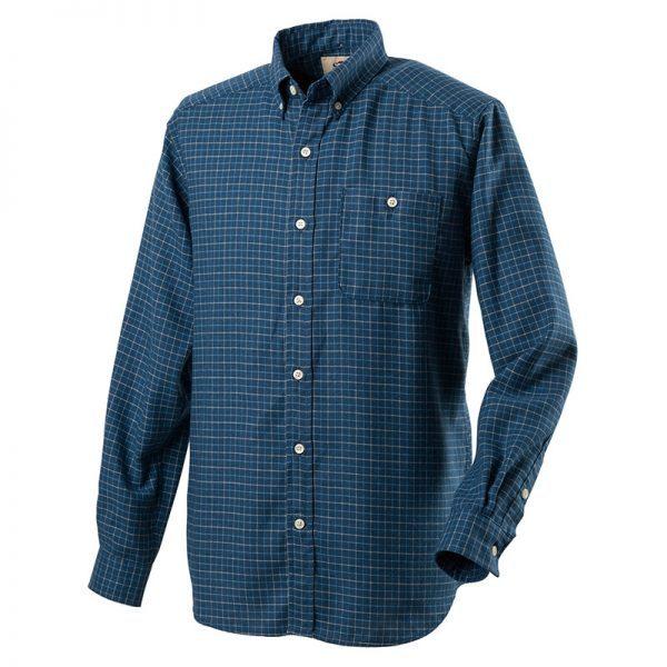 タッターツイルシャツ