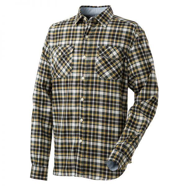 マスターツイルシャツ