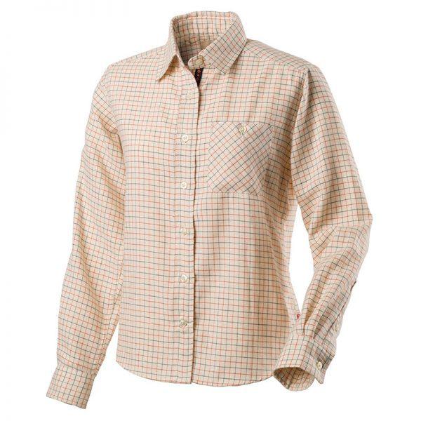 タッターツイルシャツ・レディス