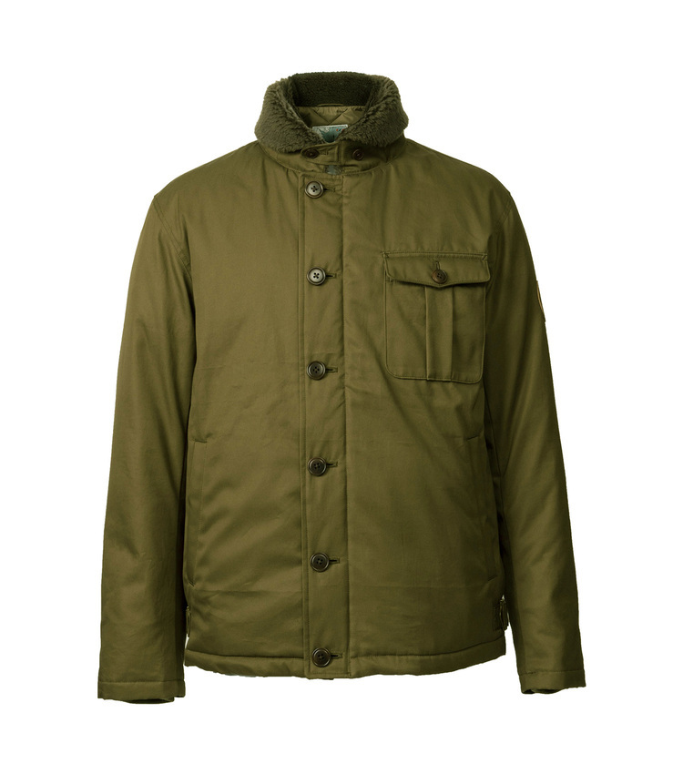 DECK JACKET khk