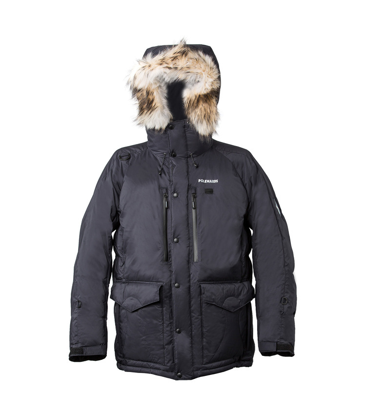 POLEWARDS(ポールワーズ)/POLARIS 2 DOWN JACKET navy
