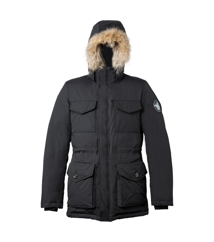 MAKALU MOUNTAIN PARKA black