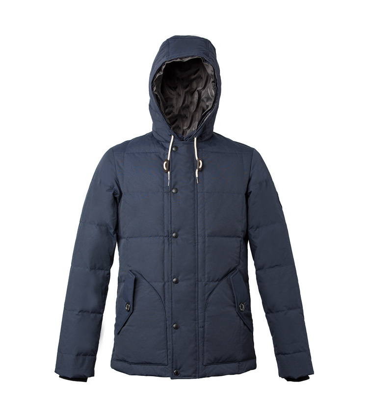 POLEWARDS(ポールワーズ)/MANASLU MOUNTAIN JACKET navy