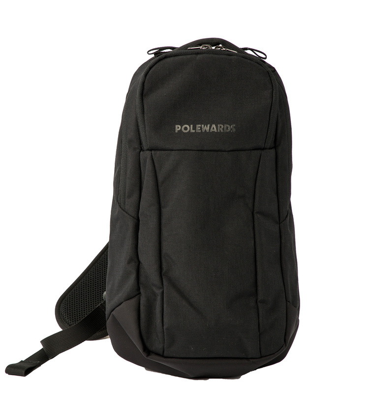 POLEWARDS(ポールワーズ)/SLING Bag blk