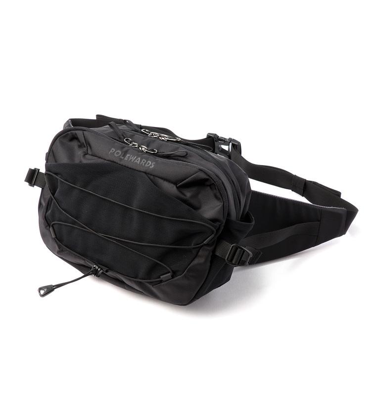 Waist Bag L blk