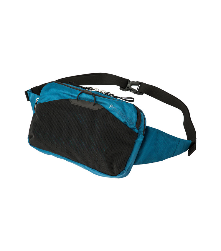 Waist Bag M blu