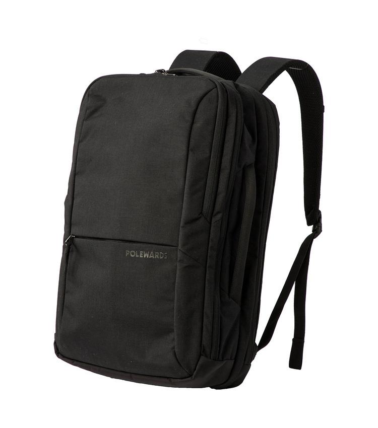 2WAY Backpack L blk
