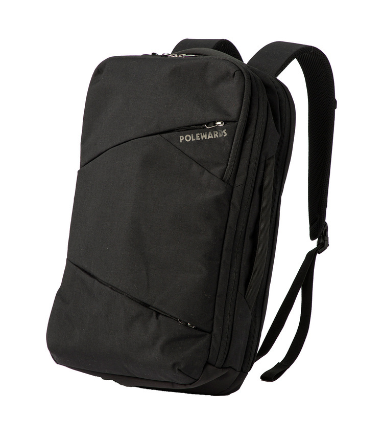 2WAY Backpack M blk