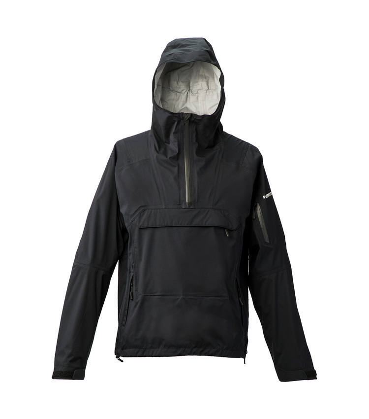 DualForce Adventure Anorak blk