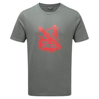 Montane(モンテイン)/ビルトフォースピードTシャツ