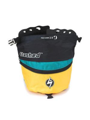フラッシュト「TOOL BAG」ツールバッグ ボルダリングチョークバッグ