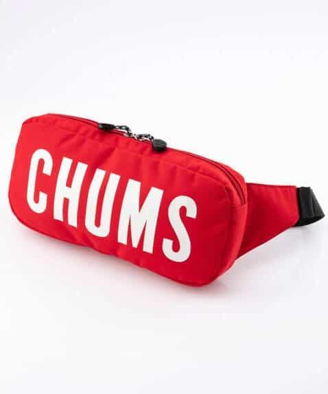 CHUMS(チャムス)/エコチャムスロゴウエストバッグ