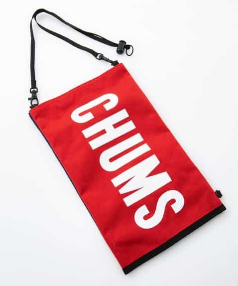 CHUMS(チャムス)/ボックスティッシュカバースウェットナイロン