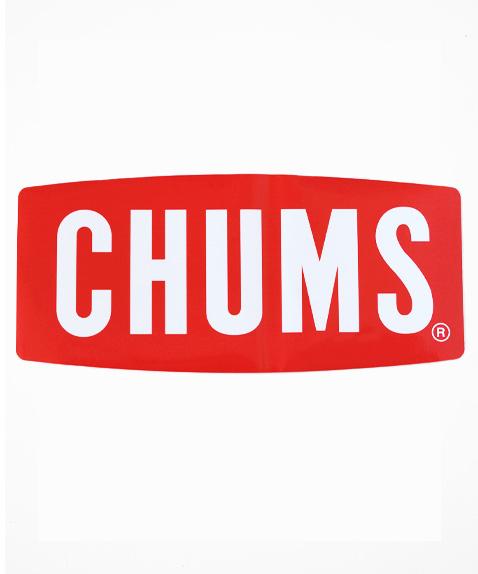 CHUMS(チャムス)/ステッカーチャムスロゴラージ