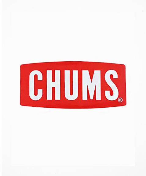 CHUMS(チャムス)/ステッカーチャムスロゴミディアム