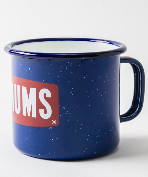CHUMS(チャムス)/ボートロゴエナメルマグカップ