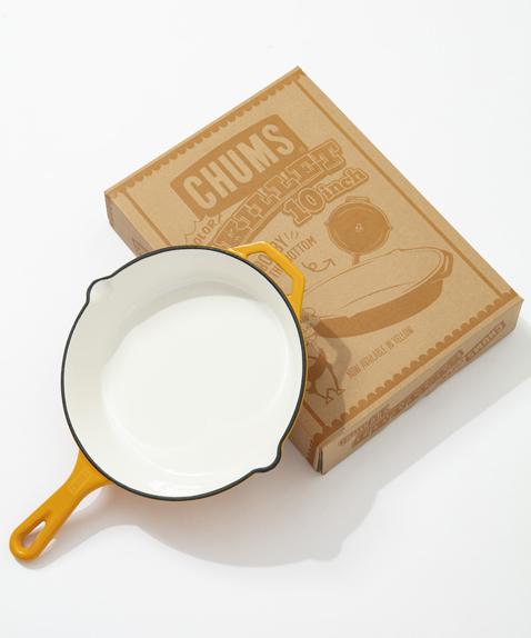 CHUMS(チャムス)/カラースキレット10インチ