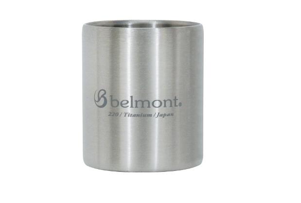 Belmont(ベルモント)/チタンダブルフィールドカップ220