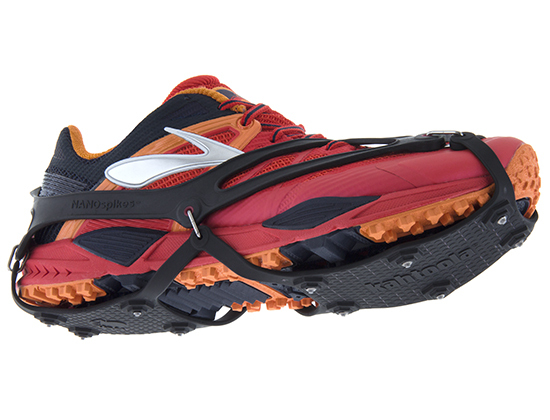 NANOspikes® Footwear Traction