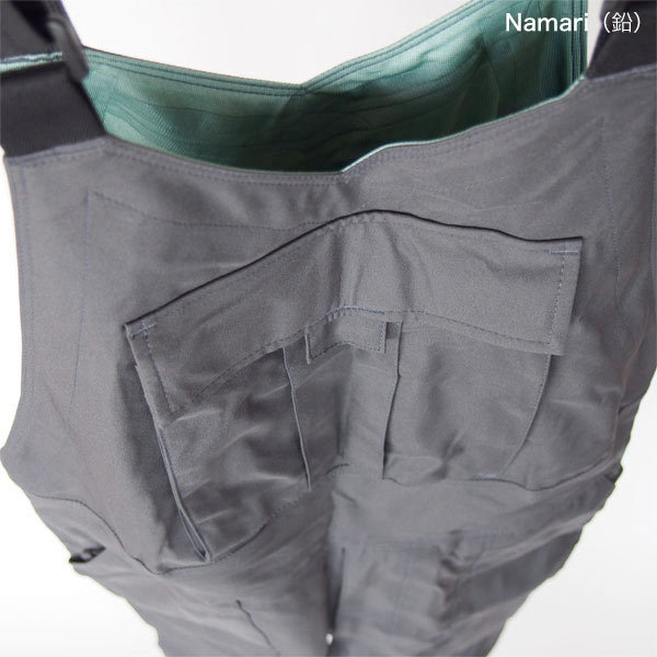 70dn Back number Extreme Bib Pants