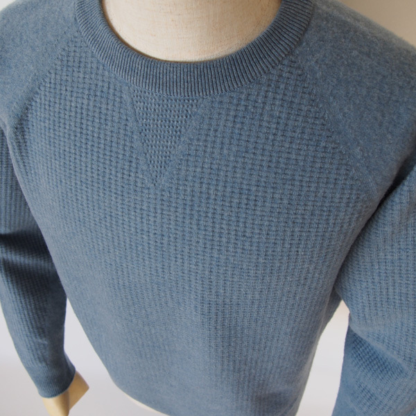 Mid sweater by whole garment