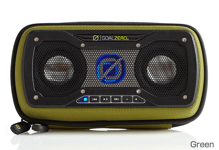 Goal Zero(ゴールゼロ)/Rock Out 2 Solar Speaker