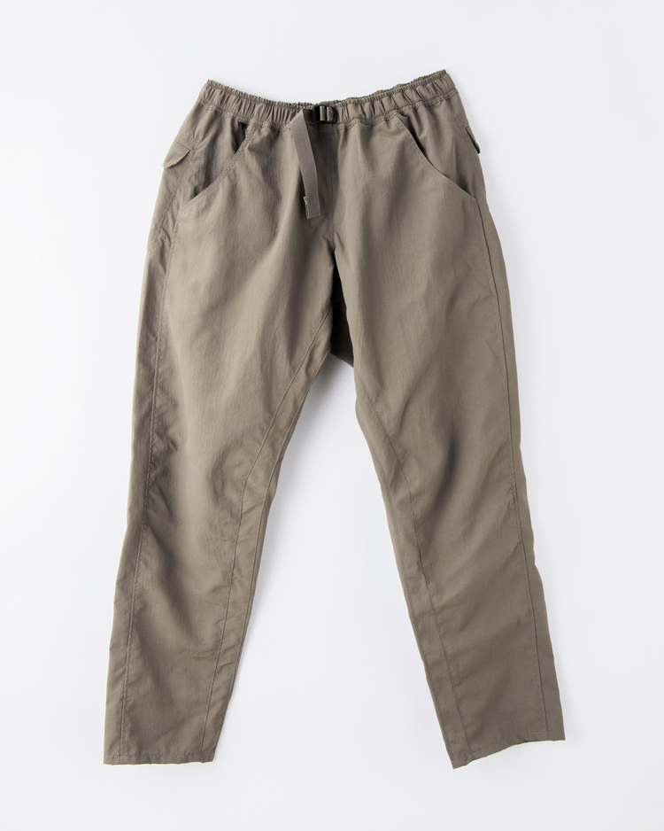 山と道/5-Pockets Pants