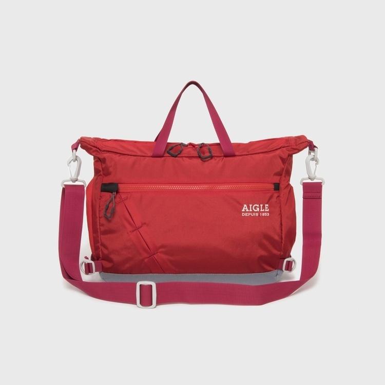 AIGLE(エーグル)/高密度420Dナイロン ショルダーバッグ
