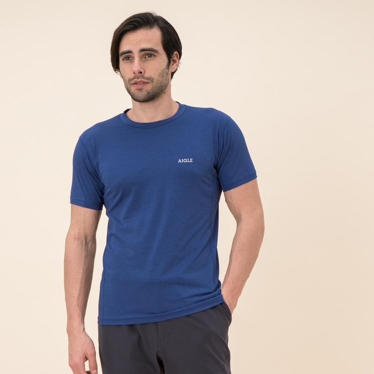 吸水速乾フィットTシャツ