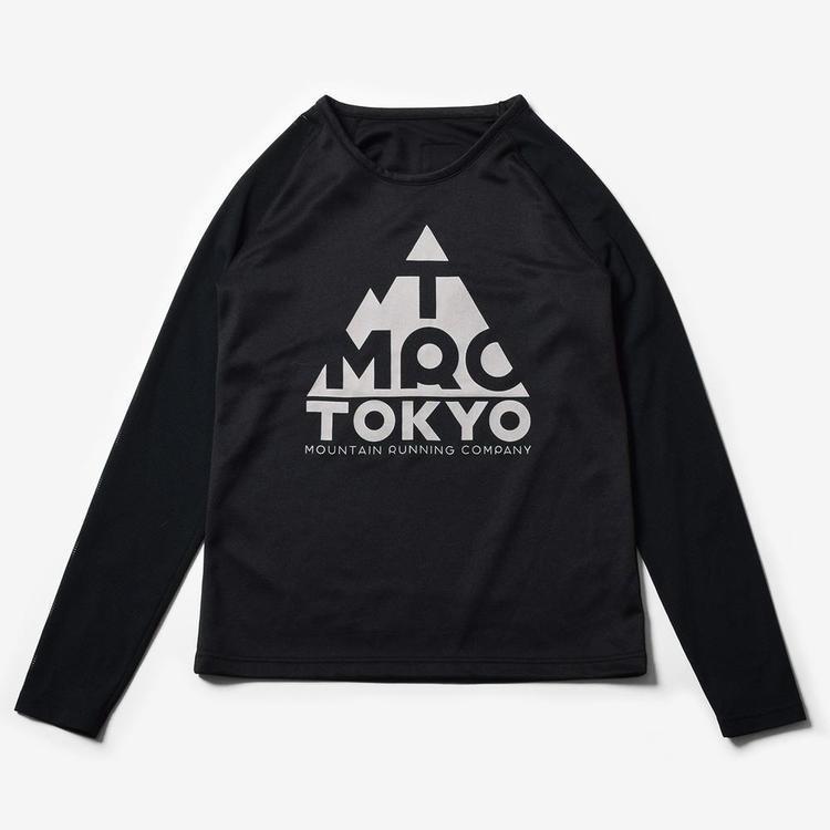 MOUNTAIN MARTIAL ARTS(マウンテンマーシャルアーツ)/TMRC Logo Long Sleeve Tee (Black)