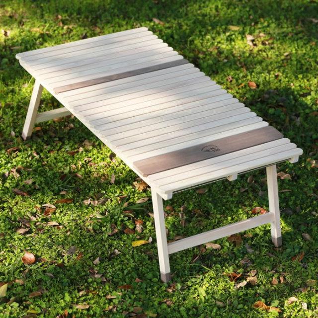 ウッドテーブル KUROSON370
