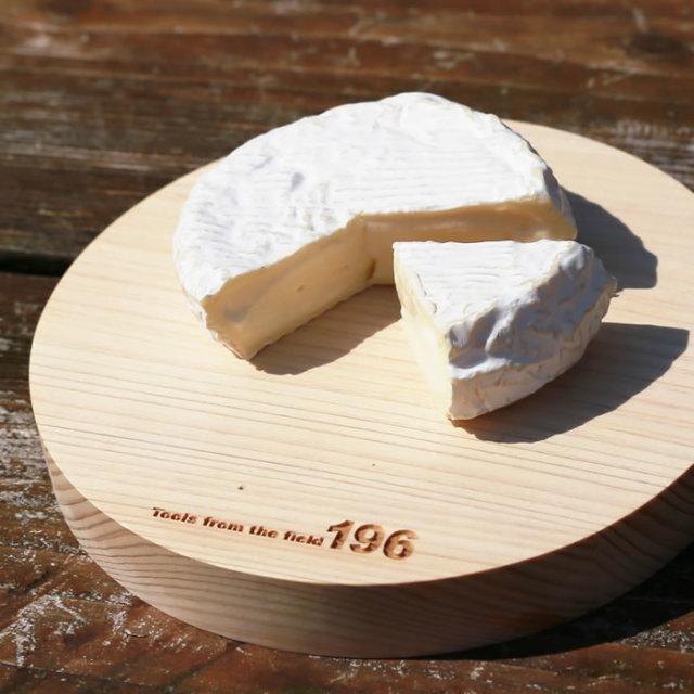 四万十ひのきカマンベールチーズボード