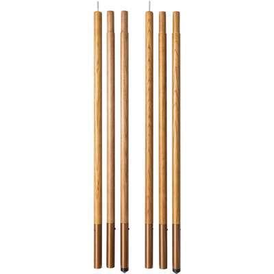 TARAS BOULBA(タラスブルバ)/木製タープポール240 2本組