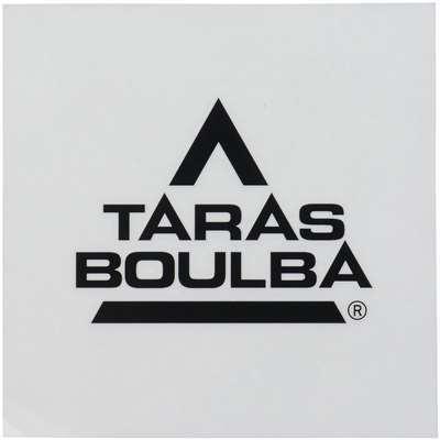 TARAS BOULBA(タラスブルバ)/タラスブルバ カッティングステッカー BLK 110X110