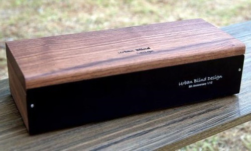 Urban Blind Design(アーバンブラインドデザイン)/Need Spoon Case Black!
