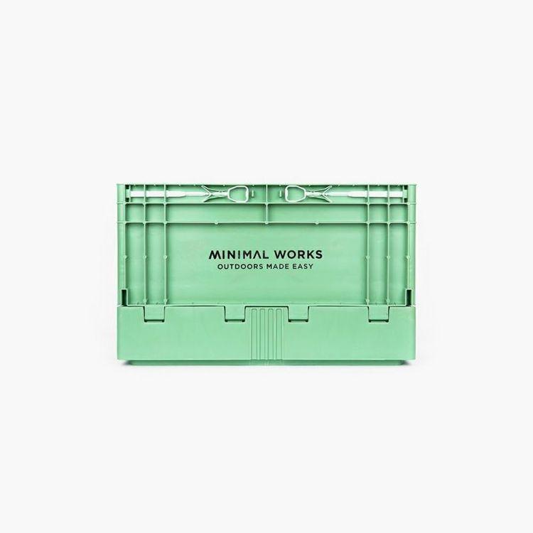 MINIMAL WORKS(ミニマルワークス)/FOLDING BOX S