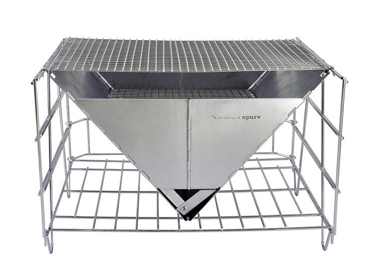tent-Mark DESIGNS(テンマクデザイン)/ワークキャンプファイヤーベース
