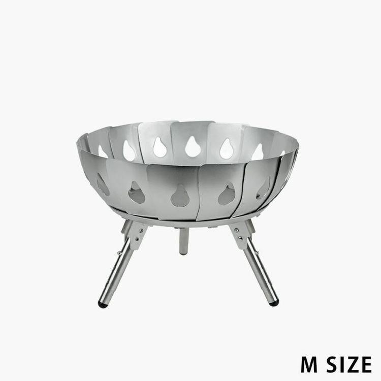 MINIMAL WORKS(ミニマルワークス)/VULCAN 焚き火台 Mサイズ