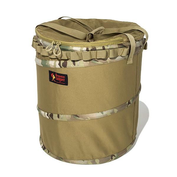 Oregonian Camper(オレゴニアンキャンパー)/ポップアップトラッシュボックス (コヨーテ)