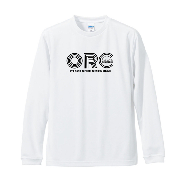 mountdoor(マウントドア)/ORC ロングスリーブTシャツ