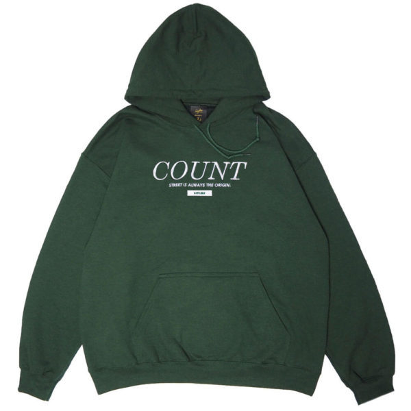 Leyline(レイライン)/Count parka Green