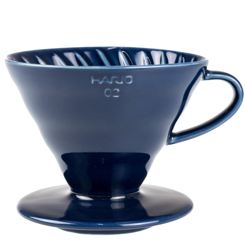 セラミックコーヒードリッパー02 <紺青/イルカナネイビー>