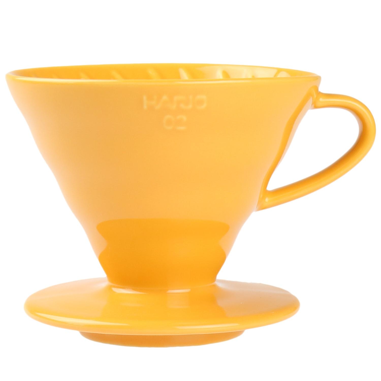 セラミックコーヒードリッパー02 <蜜柑/イルカナオレンジ>